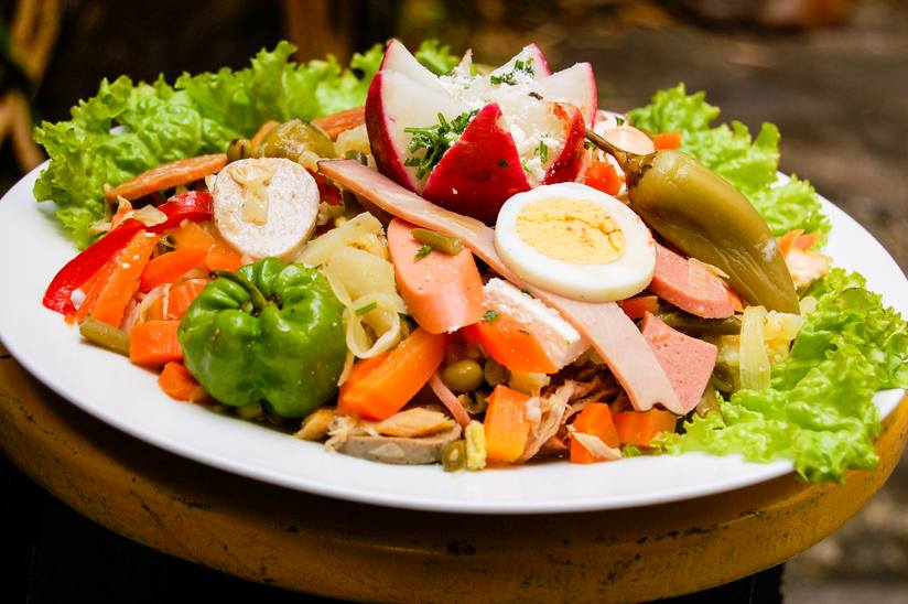 Đây là món ăn phổ biến ở các quốc gia Nam Mỹ trong lễ hội Ngày của người Chết