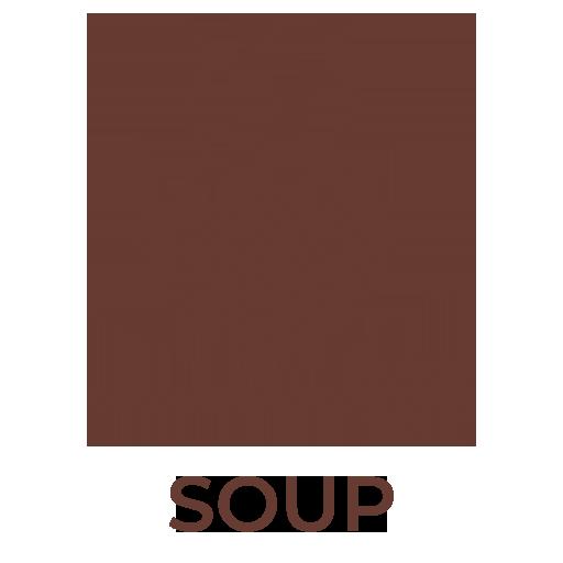 Nút soup nhà hàng Hedonism